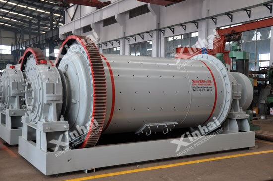 Ball Mill Used For Copper Mining Process