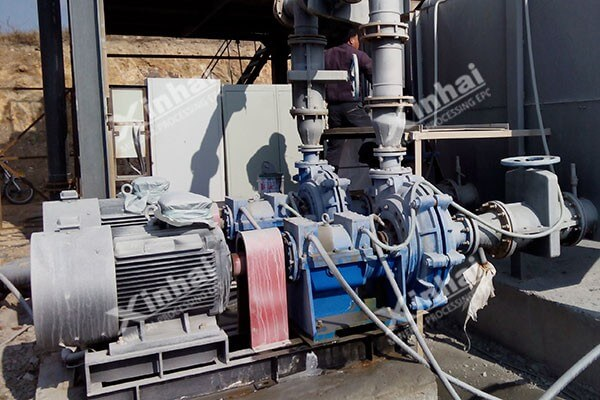 How to solve the common problems of slurry pumps?