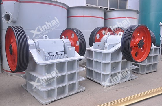 Jaw Crusher for Copper Mining Process